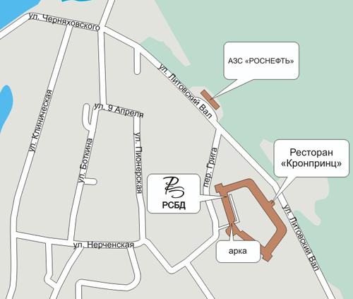 Форека калининград
